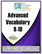 Develop strong vocabulary skills necessary for the SAT / ACT test